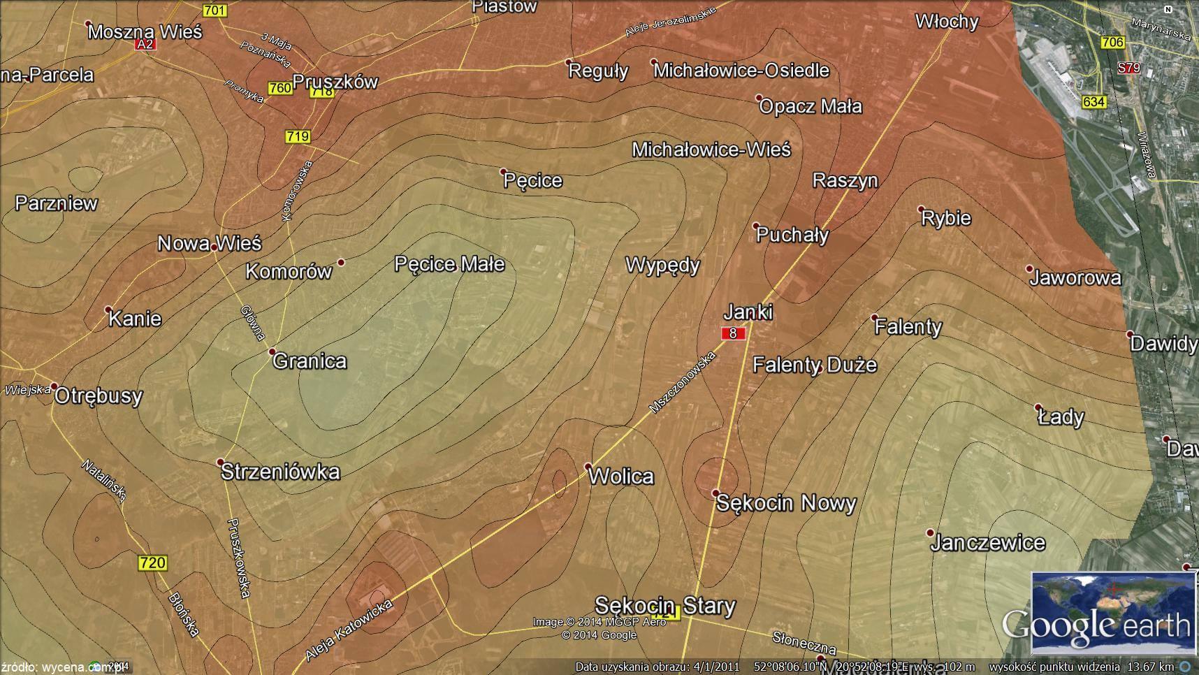 20140407 mapa cenności