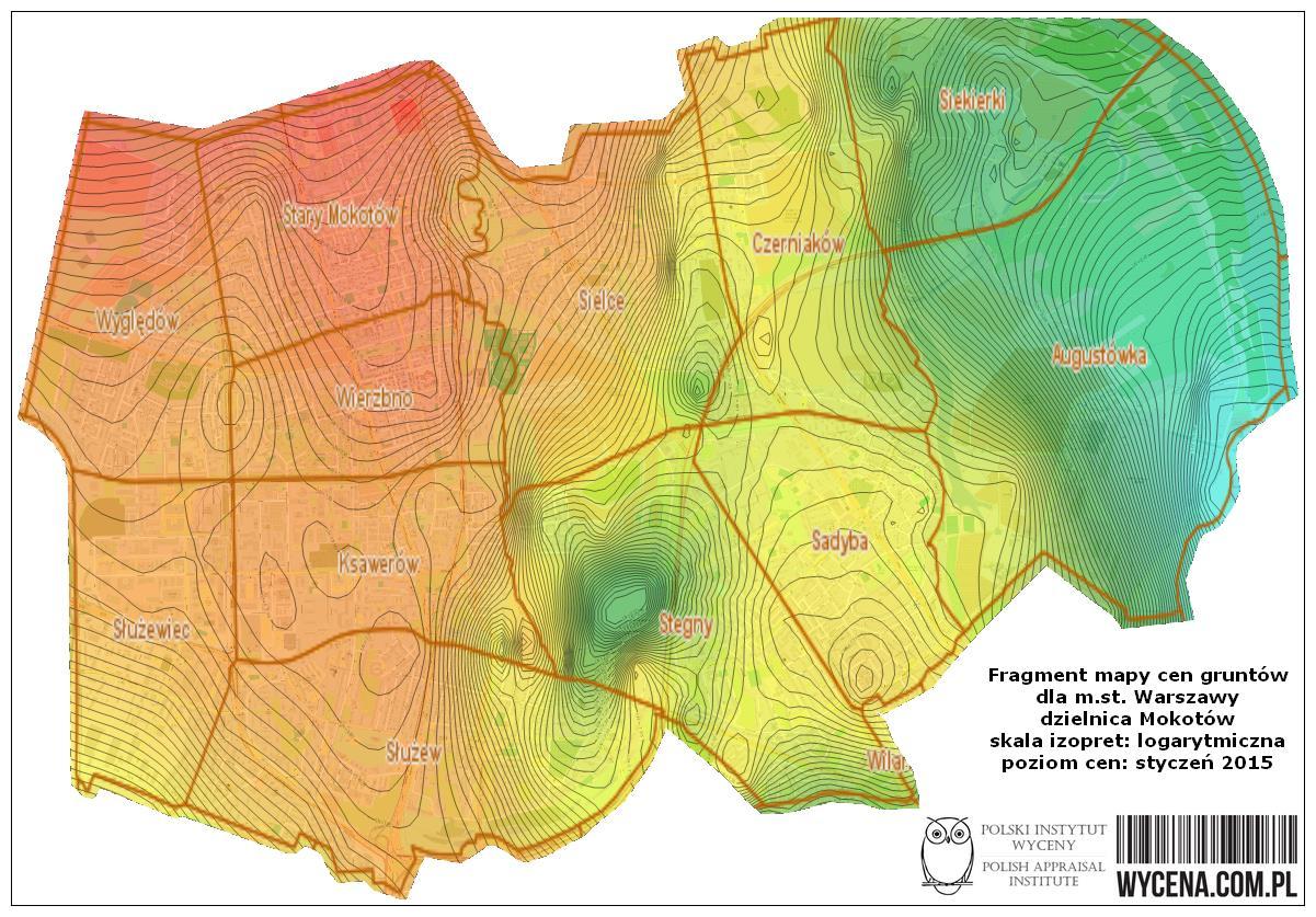 20150108 mapa cenowa Mokotów1