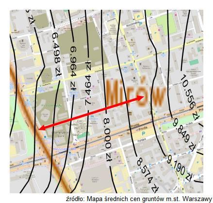 304725ef9e579a Czytelnik pyta o wartość nieruchomości przy ul. Łuckiej na Woli oraz ul.  Grójeckiej przy pl. Zawiszy na Ochocie