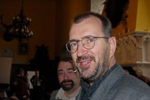 Od lewej: Tomasz Kotrasiński, Tomasz Bieliński