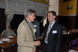 Od lewej: Lech Tarnawski, Adam Polanowski