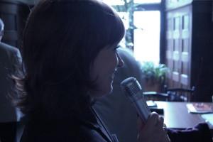 Maria Jaworska - organizatorka szkolenia